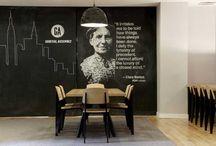 Office Design / by Sheena Murphy