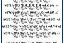 wiggles songs