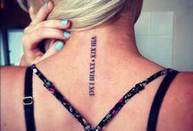 Tattoo / by Randi