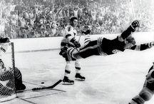 hockey greats / by steve tavares