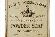 etichette saponi / etichette saponi