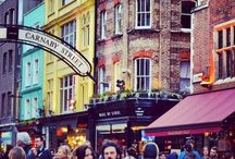 LONDON city trip / tips for travelling LONDON / by Nic Hildebrandt {luzia pimpinella}