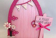 Fairy Doors & Houses / Doors for fairies