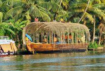 Kerala Backwater & Beaches