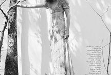 lazy fashion stylist - tree/twig / Tree, Twig, Branch, Log, Faux Bois, Birch, Forbidden Forest, Enchanted Glade, Scandinavian Woodland,