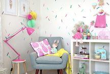 Organised Kids Room