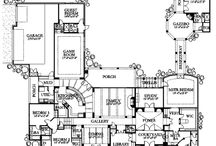 floor plans / by Ashlea Liles