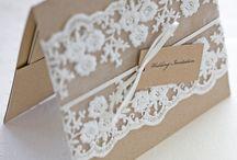 ♥ Esküvői meghívó ♥ Wedding Invitation ♥