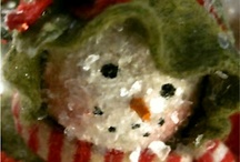 Snowy Persons - Snowman Snowmen Crafts & Art / Creativity featuring snowmen, snowpeople, snowwomen, snowchildren.