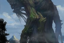 Creatures/Monsters/Elementals/Extraterrestrials