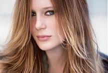 Long hair styles / by Kristin Porter