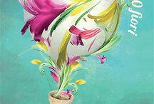 Il giro del mondo in 80 fiori / Around the world in 80 flowers