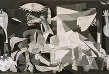 Picasso e suas pinturas ~ O maior expoente da Arte Moderna