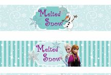 frozen birthday party games