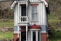 play houses / by Brenda Sharpe-Burrup