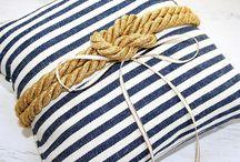 HOCHZEIT maritim / Accessoires, Dekoration & Gastgeschenke für die maritime Hochzeit