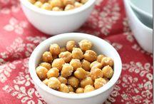F O O D // Healthy snacks / Healthy snack recipes