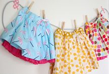 Sewing - Kiddo - Girl Clothes