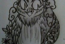 DRAWINGS / Di qualsiasi disegno che faccio di qualunque tipo...