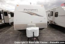 2014 Passport Travel Trailer  / by Petes RvCenter