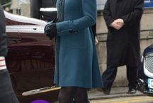Kate Middleton's coats / Gorgeous, all of them / by Hajira Q