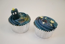Project TARDIS cupcake