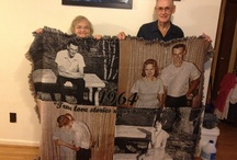 Photo Blankets / People sharing their cozy photo throws. / by Large Photo Blanket Save $68!!