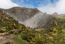 Voyage au coeur des volcans / Les volcans du monde