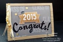 Stampin' Up! Graduation ideas