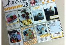 Project Life Scrapbooking
