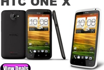 HTC One X Deals / Free HTC One X contract deals with the cheapest UK prices for line rental on pay monthly contracts.