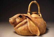 Animal Teapots (407) / by Kelly Savino