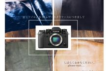 Fujifilm XT2 leather case camera case set for X-t2 / Fujifilm XT2 leather case camera case set for X-t2 , find out more at www.kaza-deluxe.com