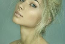 Blonde hair tan skin / by ashley