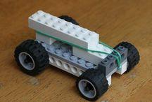 LEGO TVORBA