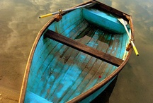 Wooden Boats - On the Water / wooden boats / by Karen Warnke