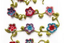 Guirnalda flores