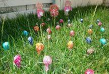 Easter Ideas  / by Kirstie Beard