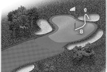golf terms - short game shots