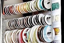 Organization DIYs / by The Painted Home