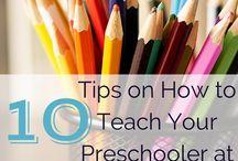 Fun Stuff for Preschoolers / Lots of great activities for preschoolers!