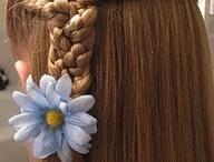hair styles for kids long hair
