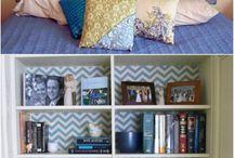 Apartment decoration ideas / Per via Crescenzio