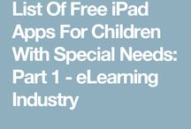 iPad apps for special needs