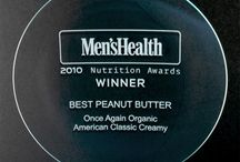 Once Again Nut Butter Awards / Company Awards