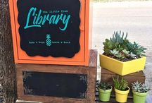 My little free library dream