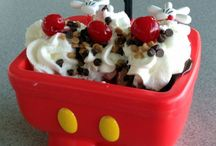 Disney food / by Carrie Schulhauser