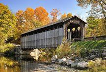 Covered bridges Michigan