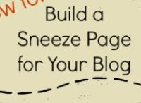 Blogging / Blogging, Making Money From Blogging, Writing Great Content