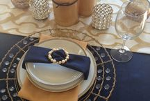 Thanksgiving Table Inspiration  / by Viva Fashion